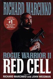 Cover of: Rogue warrior II: Red Cell