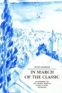 Cover of: In search of the classic