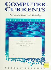 Cover of: Computer Currents