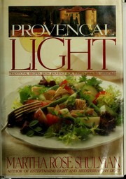 Cover of: Provençal light