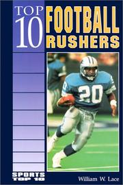 Cover of: Top 10 football rushers