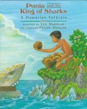 Cover of: Punia and the King of Sharks: a Hawaiian folktale