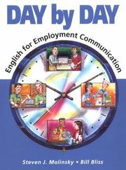 Cover of: Day By Day: English For Employment Communication