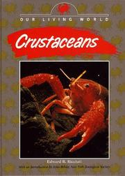 Cover of: Crustaceans