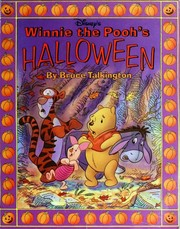 Cover of: Disney's Winnie the Pooh's Halloween