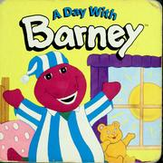 Cover of: A day with Barney