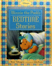 Cover of: Disney's Winnie the Pooh's bedtime stories