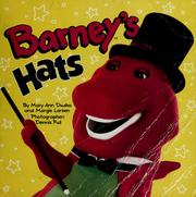 Cover of: Barney's hats