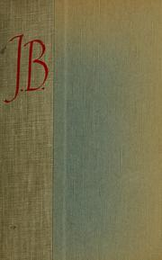 Cover of: J.B