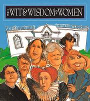 Cover of: The wit and wisdom of women
