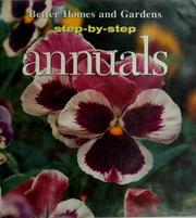 Cover of: Step-by-step annuals