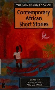 Cover of: Contemporary African Short Stories