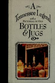 Cover of: A Tennessee legend