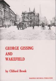 Cover of: George Gissing and Wakefield