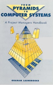 Cover of: From pyramids to computer systems
