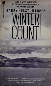 Cover of: Winter count