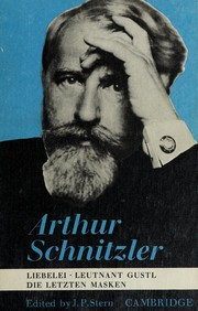 Cover of: Liebelei
