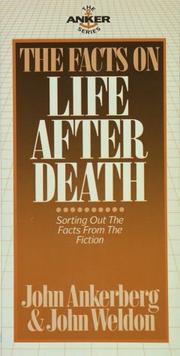 Cover of: The facts on life after death