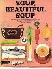 Cover of: Soup, beautiful soup