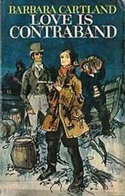 Cover of: Love is contraband