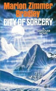 Cover of: City of sorcery: a darkover novel.