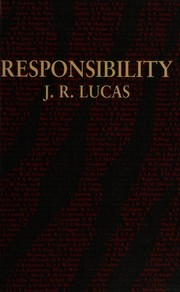 Cover of: Responsibility
