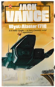 Cover of: Wyst: Alastor 1716