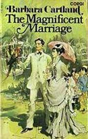 Cover of: The Magnificent Marriage