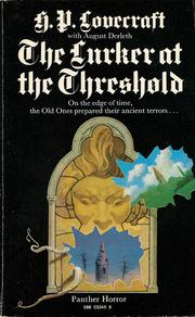 Cover of: The lurker at the threshold