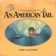 Cover of: Little lost Fievel