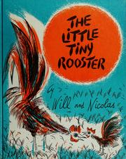 Cover of: The little tiny rooster