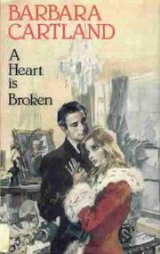 Cover of: A heart is broken: Yet She Follows