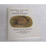Cover of: Beatrix Potter before Peter Rabbit