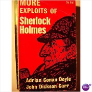 Cover of: More exploits of Sherlock Holmes