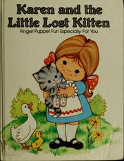 Cover of: Karen and the little lost kitten