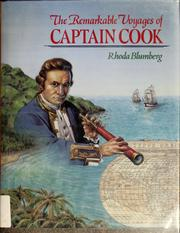 Cover of: The remarkable voyages of Captain Cook