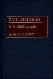 Cover of: Paul Gauguin