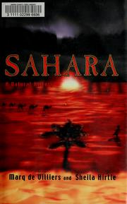 Cover of: Sahara: a natural history