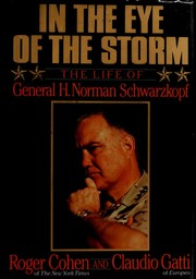 Cover of: In the eye of the storm