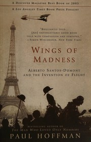 Cover of: Wings of madness