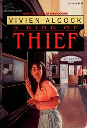 Cover of: A kind of thief