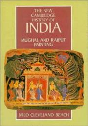 Cover of: Mughal and Rajput painting