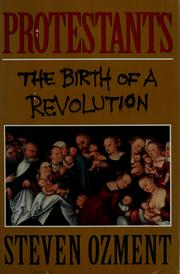 Cover of: Protestants: the birth of a revolution