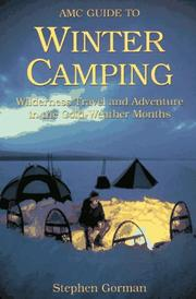 Cover of: AMC guide to winter camping
