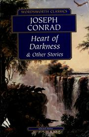 Cover of: Heart of darkness and other stories