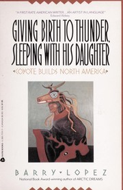 Cover of: Giving birth to Thunder, sleeping with his daughter