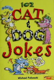Cover of: 102 cat and dog jokes