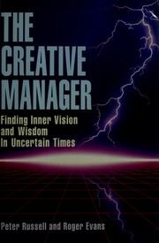 Cover of: The creative manager