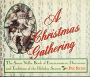 Cover of: A Christmas gathering