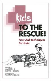Cover of: Kids to the rescue!